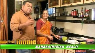 The Foodie :Maharashtrian Meals!- Part 2