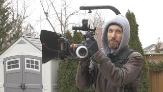 Flycam Flowline 750N Camera Support (15kg to 19Kg)