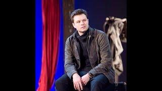 Евгений Пронин в спектакле