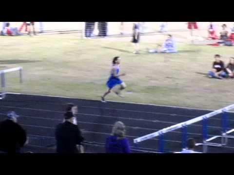 Noah Shibley - 110 meter hurdles