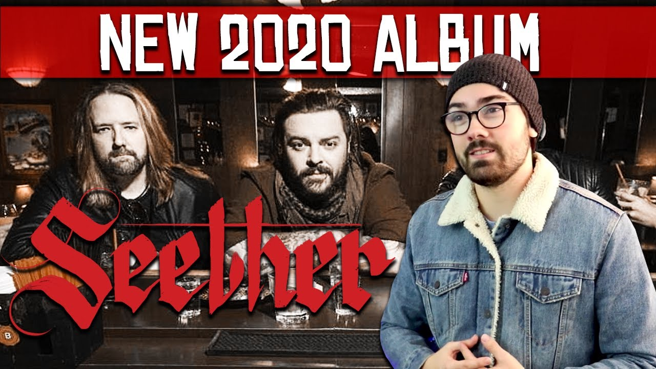 New Music From 2020 Seether Album To Be Released Soon