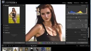 Уроки Photoshop Lightroom. Настройки параметров Clarity, Vibrance и Saturation