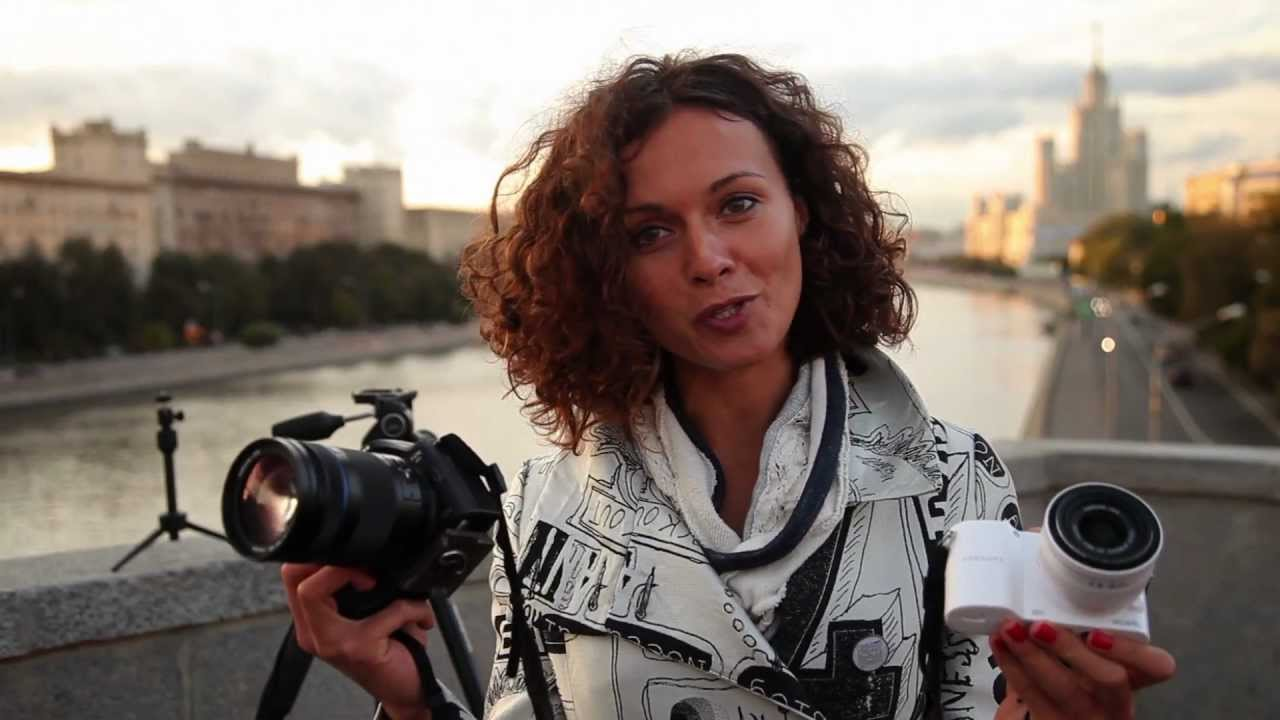 DigitalPhoto - Уроки по фотографии 7 - YouTube