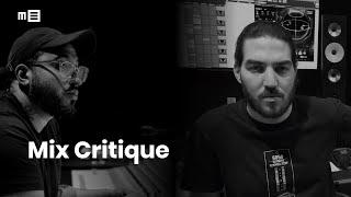 Mix Critique - Hosted by Frank Socorro & Nico Hamui