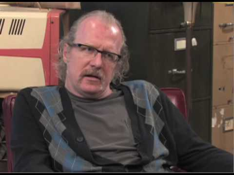 American Buffalo  Tracy Letts on His Creative Process