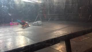 Extreme Robots Chelthenham 2018: ThunderChild Vs Eruption Vs 2HDF Manta Vs Real Steel