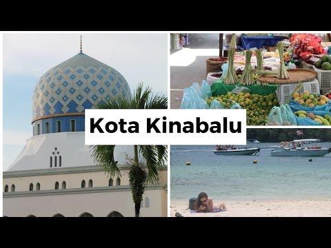 Kota Kinabalu | Sabah, Borneo | Ep. 1