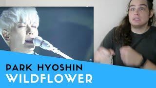 Voice Teacher Reacts to Park Hyoshin - Wildflower | 박효신 - 야생화