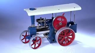 Wilesco D405 Steam Tractor