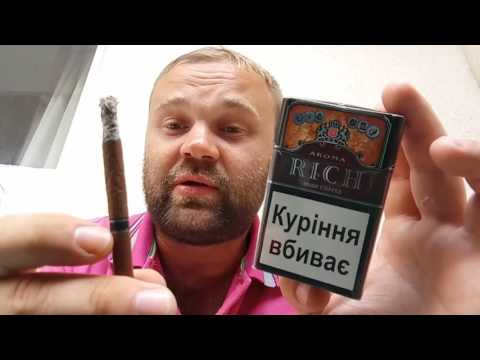 Обзор AROMA RICH irish coffee (Украина)