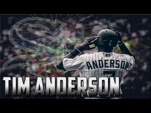 Tim Anderson 2017 Highlights   Chicago White Sox SS