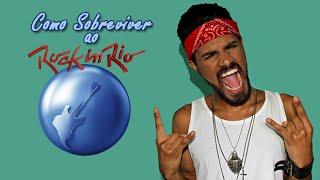 Ele Fala Demais #1 - Como Sobreviver ao ROCK IN RIO