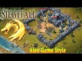 Siegefall (EN) - First look. Intro, Gameplay, Capturing Resources (Android Strategy)