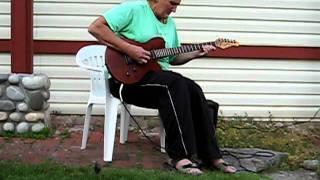 Guitar John - Vernon, BC (1)
