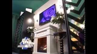 Видео обзор электрический камин Dimplex Cassette 400