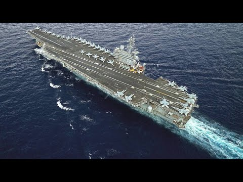 This Aircraft Carrier Cannon Fires 4,500 Rounds a Minute