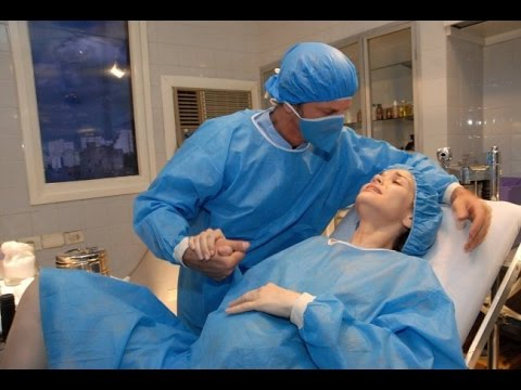 Смотреть видео вагинальных родов в больнице с мужем