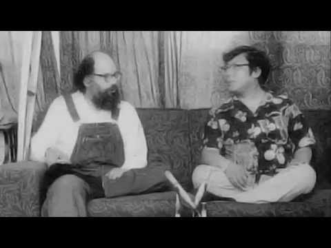 Crazy Wisdom - Allen Ginsberg from Life and Times of Chögyam Trungpa Rinpoche. Shambhala