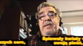 WISNIOWY SAD  - z TEKSTEM - (BIESIADA)  - LESZEK ORKISZ SPIEWA