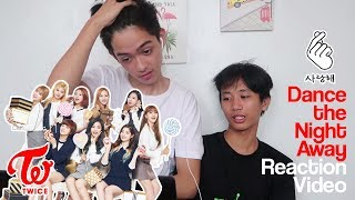 TWICE(트와이스) DANCE THE NIGHT AWAY - REACTION VIDEO
