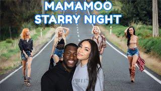 MAMAMOO - Starry Night REACTION