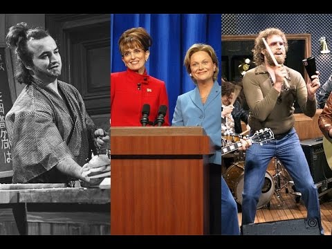 TV REVIEWS Saturday Night Live 40th Anniversary