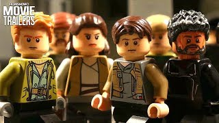 Maze Runner: The Death Cure | Lego Trailer - FilmIsNow