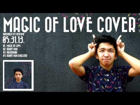 Perfume - 「Magic of Love」 歌ってみた