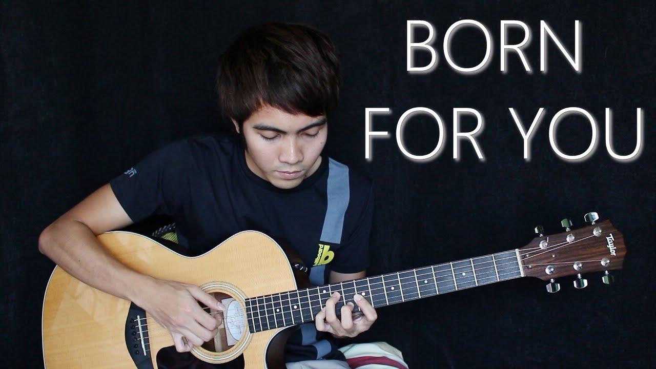 Born For You Ost Elmojanella David Pomeranz Fingerstyle