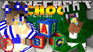 Minecraft School - BABY GETS DETENTION!