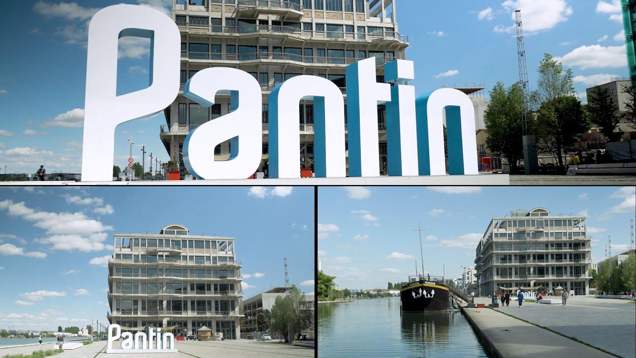 Vidéo de présentation de la ville de Pantin