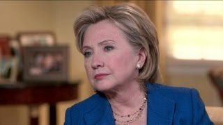 Hillary Clinton Discusses the Possibility of Running for President