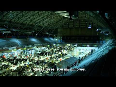 CONTAGIO trailer subtitulado HD - oficial de Warner Bros. Pictures películas apocalípticas