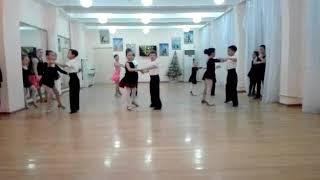 Контрольный урок по бальным танцам танец ча ча ча вариация.