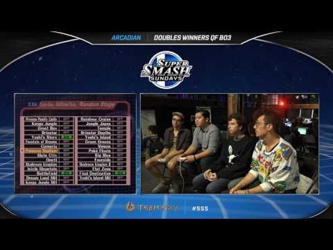 SoCal Arcadian - Main Stream Full - SSBM Smash Melee