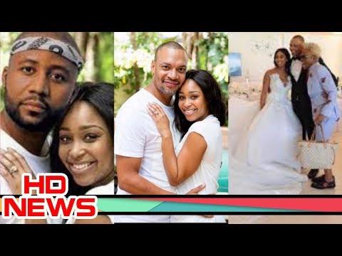 Cassper Nyovest ruins Minnie Dlamini's wedding by revealing their secret at the matrimonial