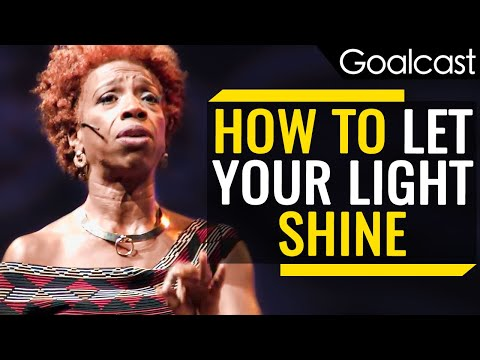 How To Let Your Light Shine Bright | Lisa Nichols | Goalcast
