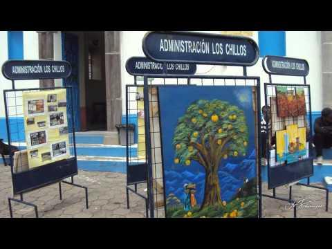 """2 Feria Cultural.. """"Express Arte ANGAMARCA 2015"""".. FVPRODUCCIONES"""