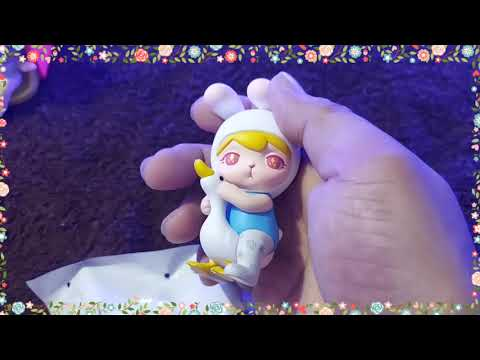 Unboxing 💥 Bunny Playfulness Series 🐰❤ - YouTube