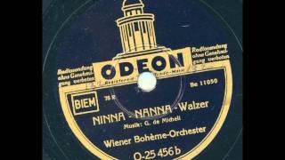 Wiener Bohéme-Orchester - Ninna-Nanna-Walzer