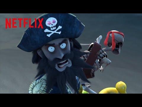 Larva Island  | Netflix  |