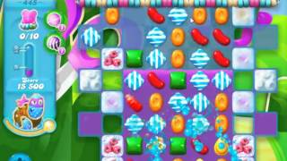 Candy Crush Soda Saga Level 445