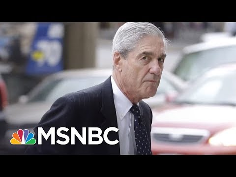 More: President Donald Trump Lawyer States Robert Mueller Probe Should End | AM Joy | MSNBC