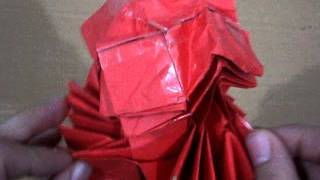 Origami Flasher Top Hat designed by Jeremy Shafer (Not a Tutorial) Thumbnail