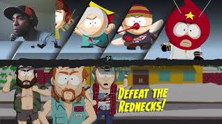 Cerberos hraje: South Park the fractured but whole. #5 Cisgenderní vidláci (CZ)