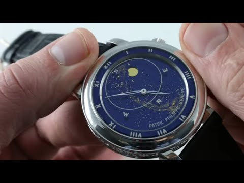 ebefdab6ec1 Pre-Owned Patek Philippe Grand Complications Celestial 5102G-001 Luxury  Watch Review