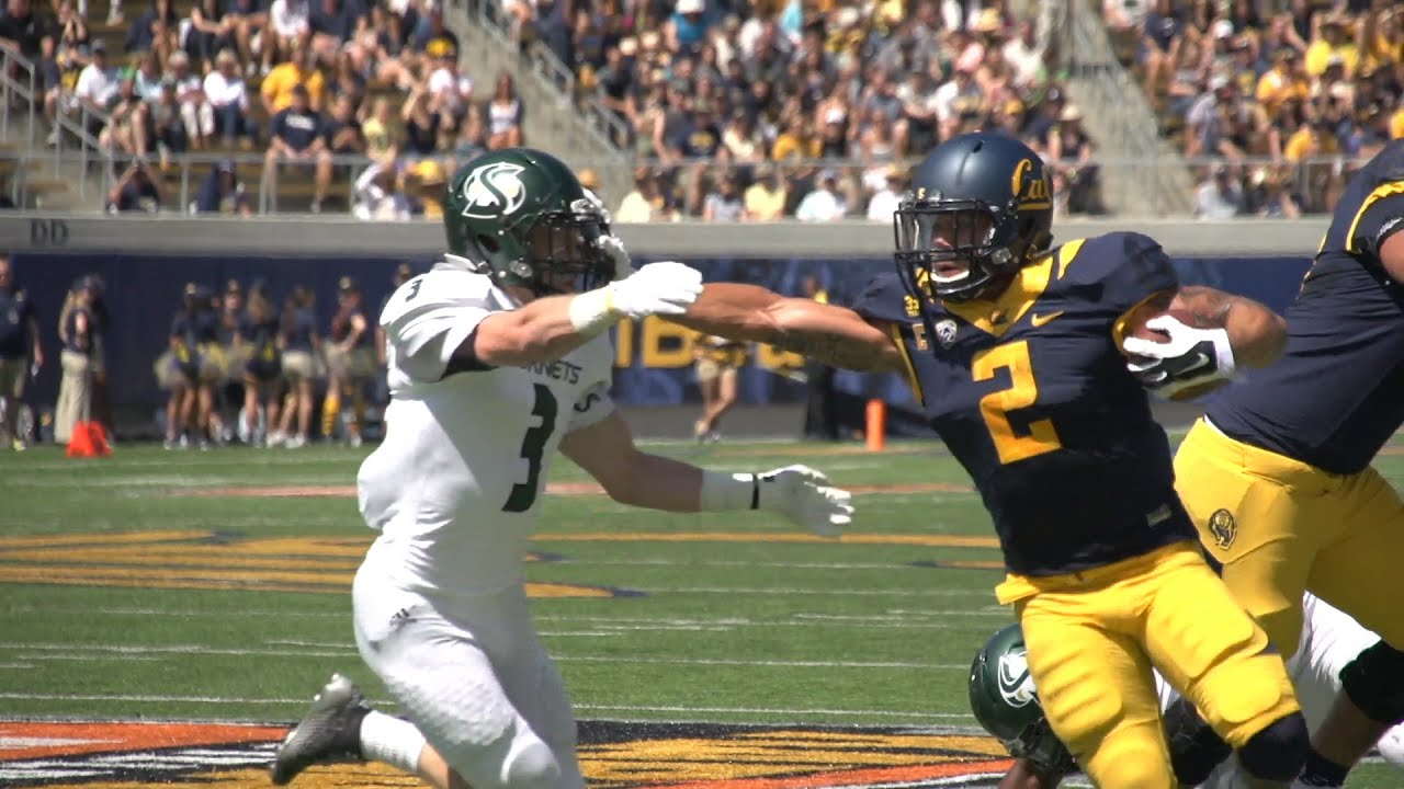 Cal Football Sacramento State Sights And Sounds Youtube
