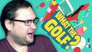 ЧТО ЭТО ЗА... ГОЛЬФ?! ► WHAT THE GOLF? #1