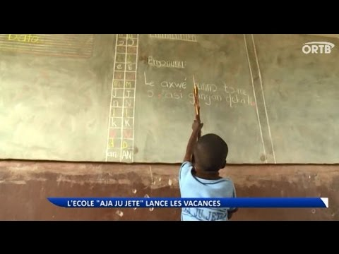 """Découverte : l'école """"Adja Ju Djete"""" forme les élèves en langue adja"""