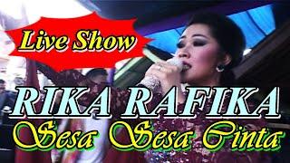 Gambar cover Rika Rafika SESA CINTA || Live Panggung ft Mahesa